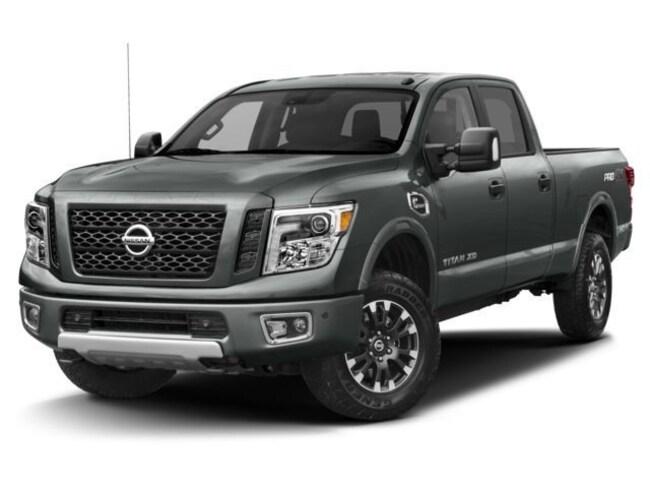New 2018 Nissan Titan XD PRO-4X Diesel Truck Crew Cab Denver