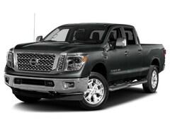 New 2018 Nissan Titan XD SL Diesel Truck Crew Cab 1N6BA1F40JN519556 in Altoona, PA