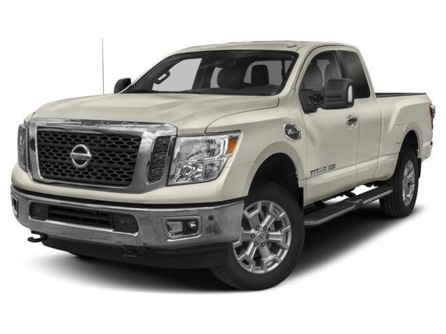 2018 Nissan Titan XD Truck King Cab