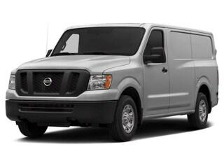 2018 Nissan NV Cargo NV2500 HD Standard Roof V6 Van