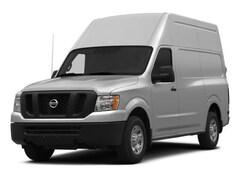 New 2018 Nissan NV Cargo NV2500 HD S V6 Van High Roof Cargo Van for sale in Des Moines, IA