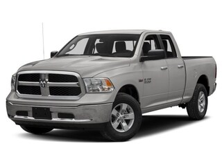 2018 Ram 1500 Big Horn Truck Quad Cab for sale near Raleigh, NC at Bleecker Chrysler Dodge Jeep RAM