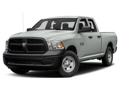 New 2018 Ram 1500 EXPRESS QUAD CAB 4X4 6'4 BOX Quad Cab in La Porte