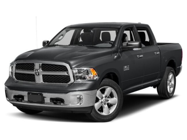 New 2018 Ram 1500 Big Horn Truck Crew Cab Spokane