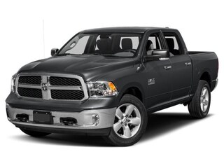 Used 2018 Ram 1500 Big Horn 4x4 Crew Cab 64 Box for sale near Farmington NM