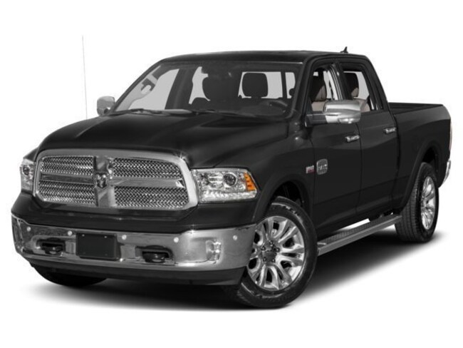 New 2018 Ram 1500 LARAMIE LONGHORN CREW CAB 4X4 6'4 BOX Crew Cab For Sale/Lease Dickinson, ND