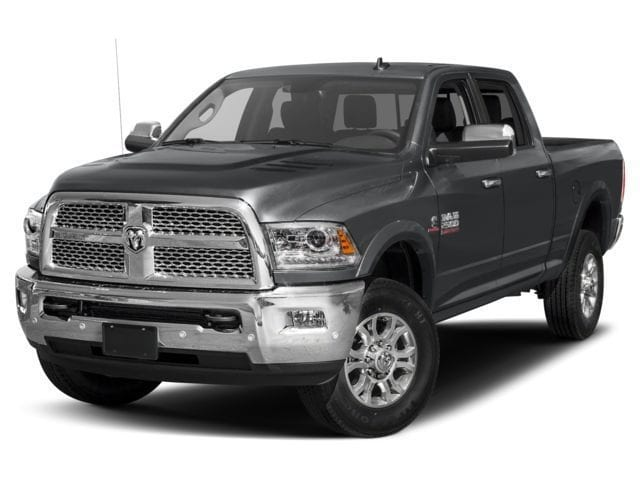 2018 Ram 2500 Crew Cab Short Bed