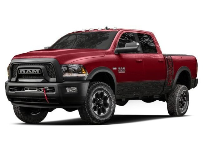 New 2018 Ram 2500 POWER WAGON CREW CAB 4X4 6'4 BOX Crew Cab in Roswell, NM