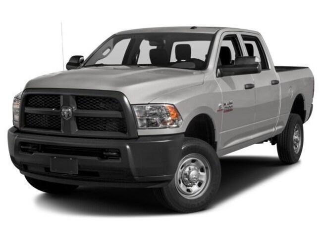 New 2018 Ram 2500 TRADESMAN CREW CAB 4X4 8' BOX Crew Cab For Sale/Lease Dickinson, ND