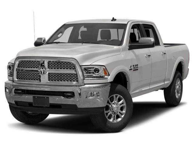 2018 Ram 3500 Laramie Limited Truck Crew Cab