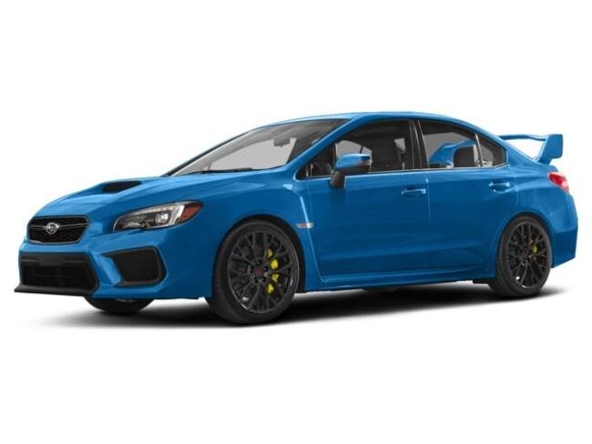 Certified 2018 Subaru WRX STI Limited 4513 miles Stock S19267A VIN JF1VA2W67J9835610