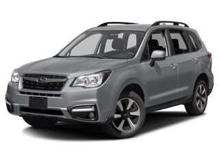 2018 Subaru Forester Limited Sport Utility
