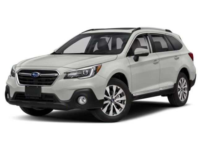 Used 2018 Subaru Outback Touring 8015 miles Stock S19024A VIN 4S4BSETC2J3230415