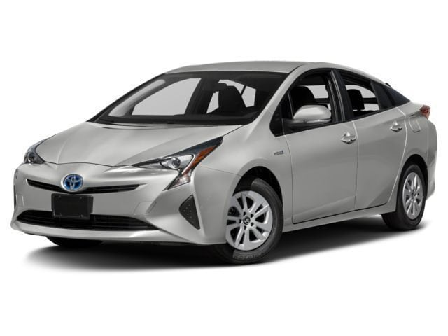 New 2018 Toyota Prius Three Hatchback For Sale in Yorkville