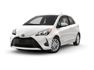 New 2018 Toyota Yaris 3-Door LE Hatchback Boston, MA