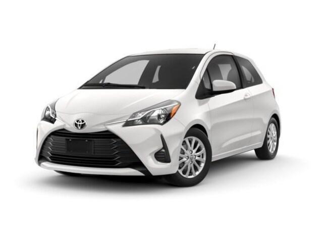 2018 Toyota Yaris 3-Door LE Hatchback