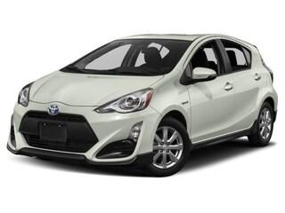 New 2018 Toyota Prius c Four Hatchback serving Baltimore