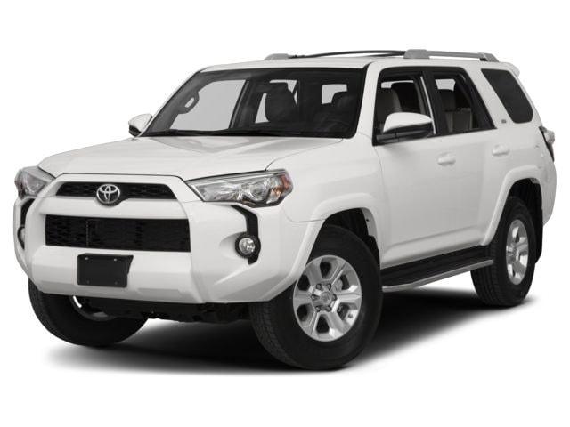 New 2018 Toyota 4Runner SR5 SUV Winston Salem, North Carolina