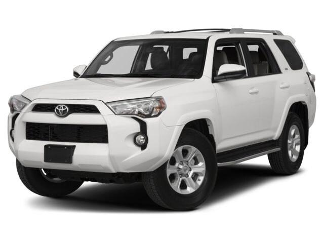 2018 Toyota 4Runner SR5 SUV