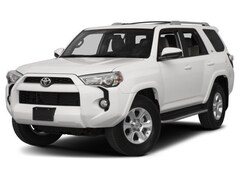 New 2018 Toyota 4Runner SR5 SUV JTEBU5JR5J5532836 near Phoenix