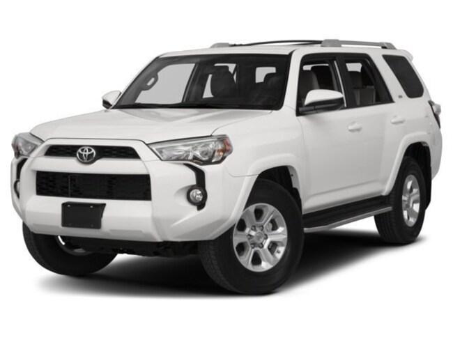 New 2018 Toyota 4Runner SR5 SUV JTEBU5JR5J5532836 Peoria