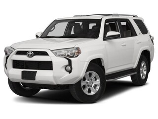 New 2018 Toyota 4Runner SR5 Premium SUV Lawrence, Massachusetts