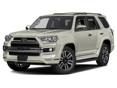 New 2018 Toyota 4Runner Limited SUV Utica New York