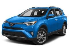 New 2018 Toyota RAV4 Limited SUV