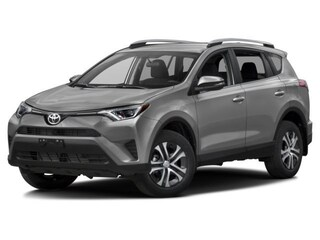 New 2018 Toyota RAV4 LE SUV serving Baltimore