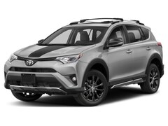 New 2018 Toyota RAV4 Adventure SUV in Appleton