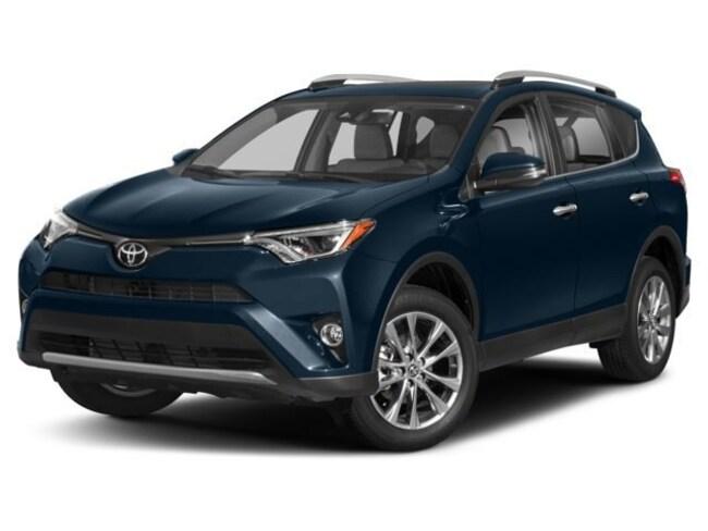 2018 Toyota RAV4 Platinum SUV