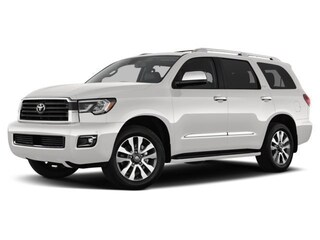 New 2018 Toyota Sequoia Limited SUV Lawrence, Massachusetts