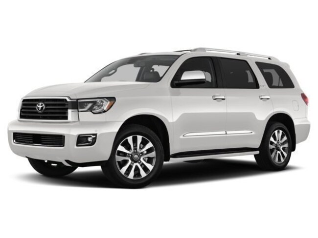 New 2018 Toyota Sequoia Platinum SUV Cockeysville