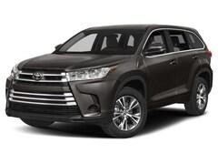 New 2018 Toyota Highlander LE Plus SUV for sale near Detroit, MI