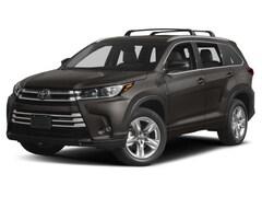 2018 Toyota Highlander Limited Platinum SUV