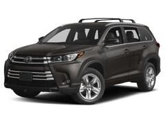 New 2018 Toyota Highlander Limited Platinum V6 SUV for sale in Galesburg, IL