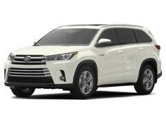 New 2018 Toyota Highlander LE V6 SUV MIddle Island New York