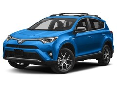 New 2018 Toyota RAV4 Hybrid SE SUV for sale in Charlottesville
