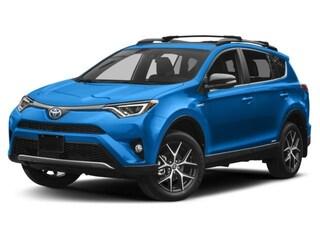 New 2018 Toyota RAV4 Hybrid SE SUV