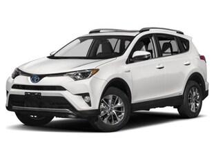 2018 Toyota RAV4 Hybrid Hybrid LE AWD suv SUV