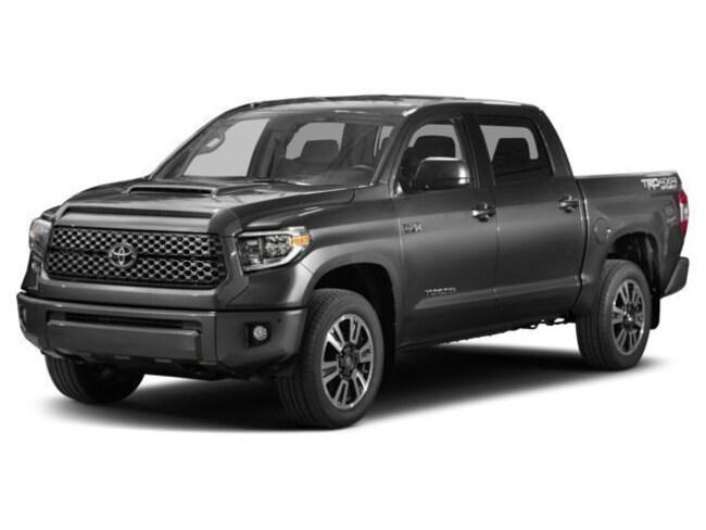New 2018 Toyota Tundra SR5 5.7L V8 Truck CrewMax for sale in Charlottesville