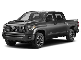 New Toyota 2018 Toyota Tundra 1794 5.7L V8 w/FFV Truck CrewMax in Louisville, KY