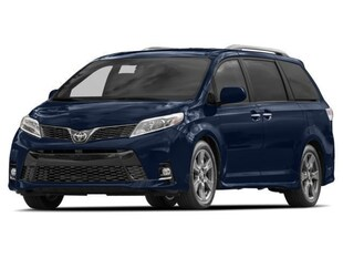 2018 Toyota Sienna XLE 8-Passenger Van Passenger Van
