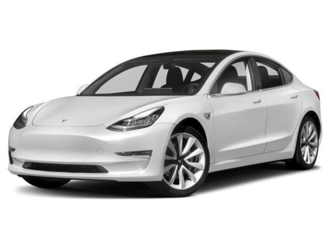 Used 2018 Tesla Model 3 Long Range Battery RWD Sedan for sale in Jacksonville, FL at World Imports USA