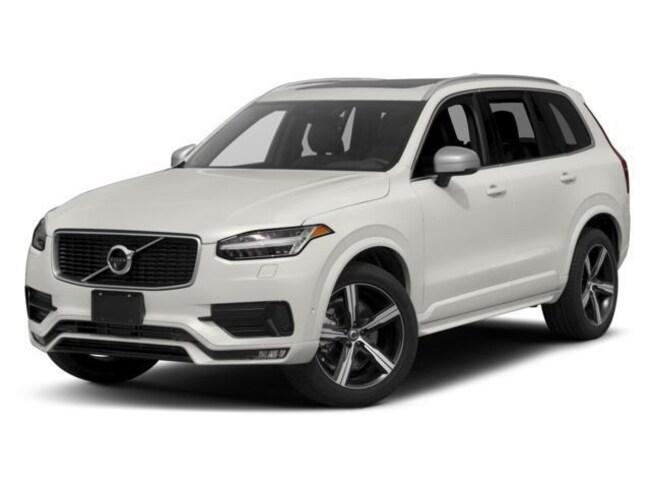 New 2018 Volvo XC90 T5 FWD R-Design SUV Charlottesville, VA