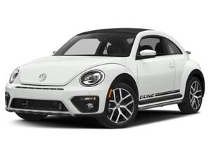 2018 Volkswagen Beetle 2.0T Dune