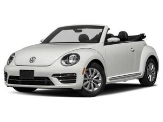 New 2018 Volkswagen Beetle 2.0T Coast Convertible 3VW5DAAT2JM505817 for sale in Riverhead, NY at Riverhead Bay Volkswagen