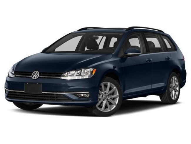 2018 Volkswagen Golf SportWagen S 4motion Wagon