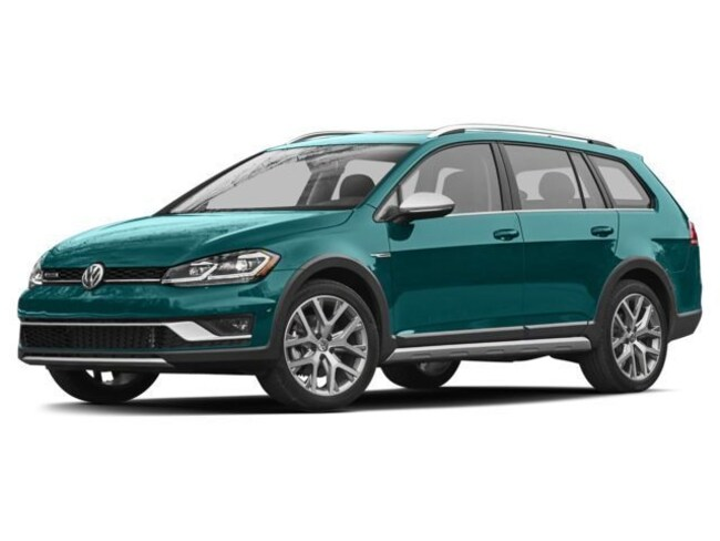 New 2018 Volkswagen Golf Alltrack TSI SEL Wagon for sale Long Island NY