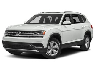 New 2018 Volkswagen Atlas 2.0T S SUV in Dublin, CA